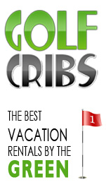 Golf Cribs - The best vacation rentals by the greens